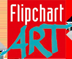 FlipchartArt Retina Logo
